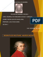 Liderazgo Mozart