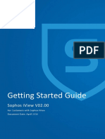 Sophos IView -Getting Started Guide