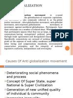 Anti & Alter Globalization