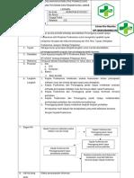 2.3.9 Ep 1 Sop Penilaian Akuntabilitas Penanggung Jawab Program Dan Penanggung Jawab Layanan