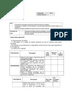 Rúbrica de Evaluación Para Disertaciones