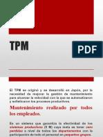 mantenimiento TPM