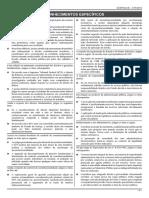 Analista Judiciário - STF - Prova Objetiva - Conhecimentos Específicos