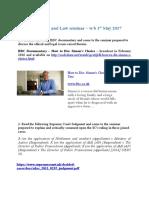 Medical Law Seminar Questions