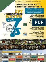 Soccer 7s - 2010 Phuket Soccer 7s Poster