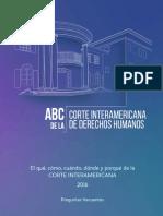PublicationABC de LA CIDH