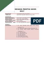 Jawatankuasa Induk Induk Pbs Panitia
