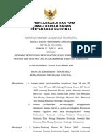 Permen No. 37 2016 Pedoman KSP KSK