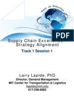 T1S1-Supply Chain Excellence