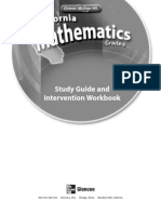 Study Guide and Intervention