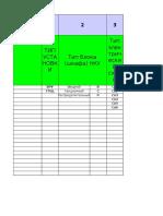 Таблица Выбора НКУ в4 ВРУ
