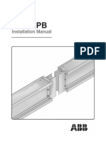 HPB Install Manual ABB - Distribution BUS Bars