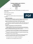HPC Minutes 2-13-07