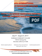 2017 La Conducting Workshop 2017