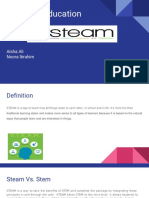 steam education