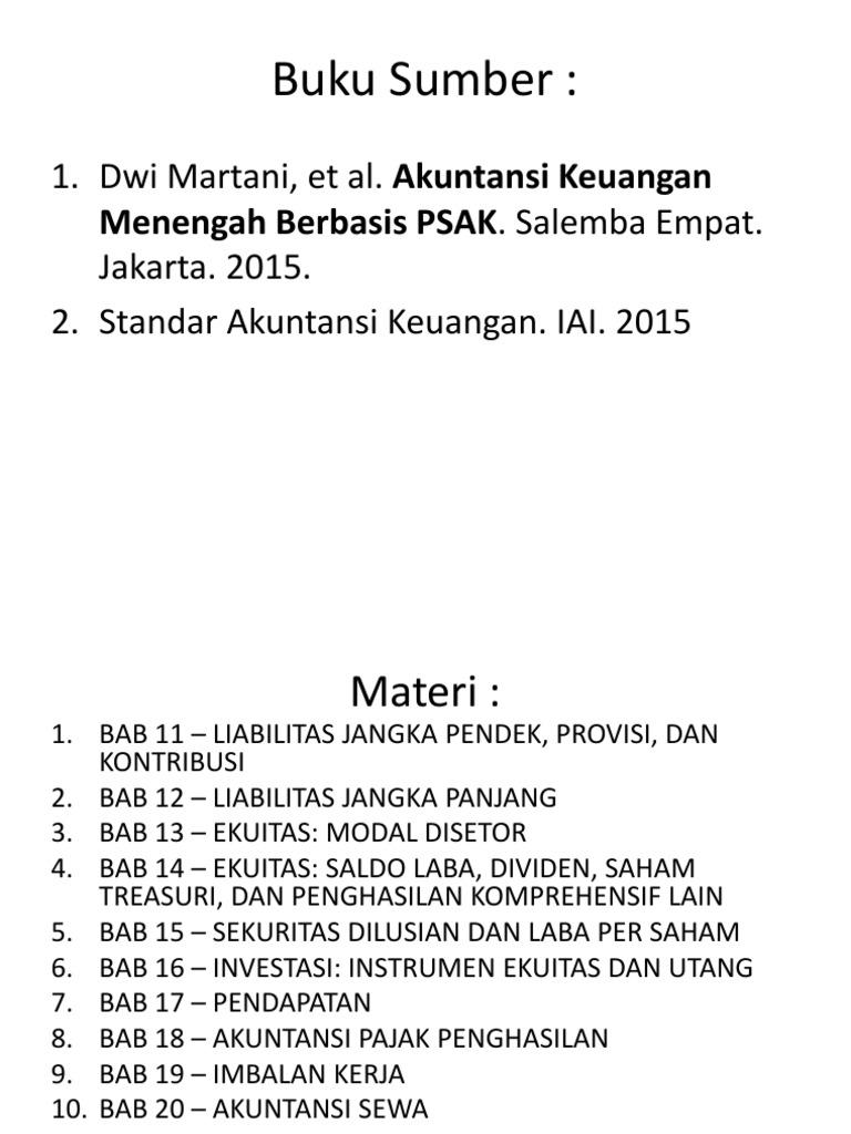 Kunci Jawaban Akuntansi Keuangan Menengah Dwi Martani Ilmusosial Id