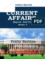 Polity Current Affairs - Forum IAS