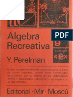 Algebra Recreativa