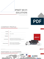 4ipnet WiFi Solution 2017