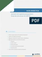 Guia_destino Superavit Presupuestario