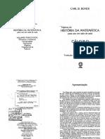 Carl Benjamin Boyer ;  trad  Higino Hugueros Domingues. Cálculo.pdf