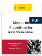 MAN PDM v.1.0 Manual de Procedimientos