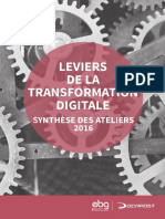 Leviers Transformation Digitale