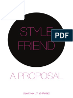 Zoe Knox - Style Friend Proposal