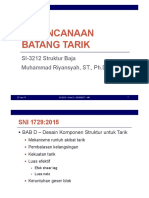 Set 03 - Perencanaan Batang Tarik - SNI 1729-2015