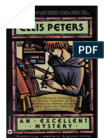An Excellent Mystery (Chronicles of Brother Cadfael, #11) by Ellis Peters