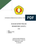 Cover Ganjil