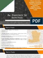TP 01 - Av. Francisco Sá