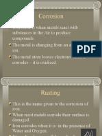 12. Corrosion