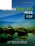 Kabupaten Indramayu Dalam Angka 2016