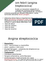Sindrom Febril Angina Streptococica