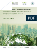 OECD 4th Roundtable of Mayors and Ministers Proceedings