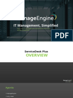 ServiceDesk Plus - A Complete Overview