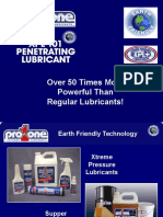 Car Lubricant Presentation