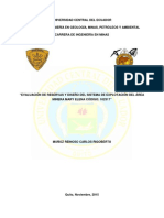 evaluacion de reservas y diseño de explotacion de cal en el area mary elena.pdf
