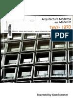 Arquitectura Moderna en Medellin