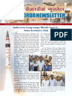 Know About AGNI-5 Missile