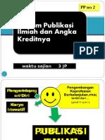 KTI Publikasi ilmiah