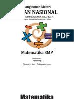 Rangkuman UN Matematika SMP.pdf
