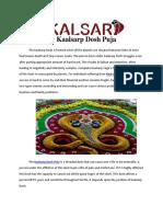 Kaalsarp Dosh Puja