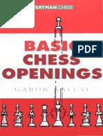 Basic chess openings - Kallai.pdf