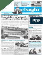 Edición Impresa El Siglo 25-04-17