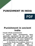 Punishment in India - Copy