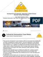 Case Study Experience Sheet ICS