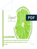 Publication  Blockchain Partie 1