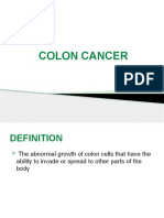 Colon Cancer Presentation.pptx